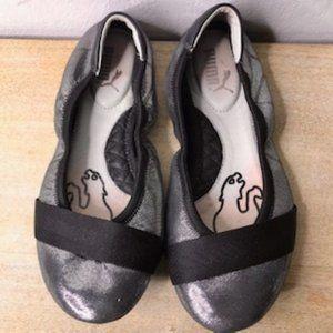 Puma Shoes - PUMA Sport Fashion Rhythm Shine Flats